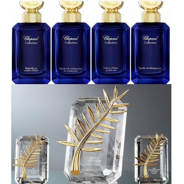 Scente интернет магазин парфюмерии Chopard Magnolia Au Vetiver Du